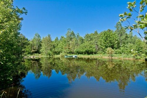 Lac du camping